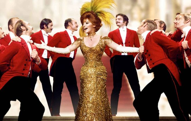 """The 50th anniversary of """"Hello Dolly"""" will be honored during the TCM Big Screen Classics movie series."""