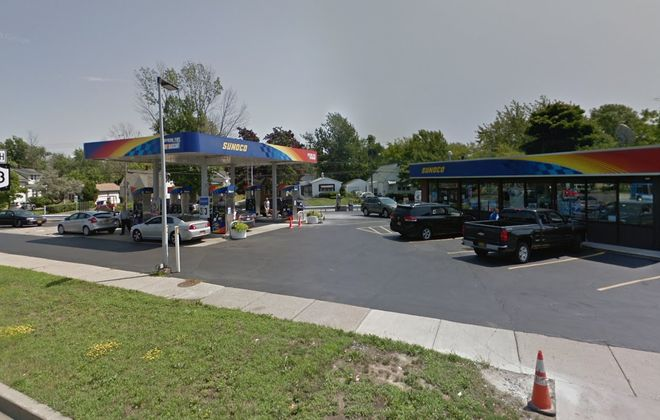 Two gas stations in Amherst and the Town of Boston were acquired by Sunoco. (Google)