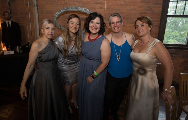 The Buffalo Beer Goddesses will host their first event of 2019. Pictured is the 2018 Beer Prom. (Chuck Alaimo/Special to The News)