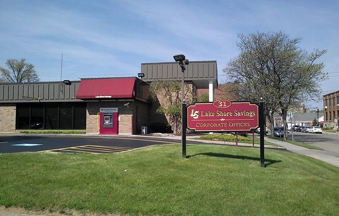 Lake Shore Bancorp's profits reached $4 million for the first time. (Matt Glynn/Buffalo News)