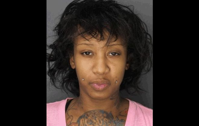 Amber R. Lewis, 30, was sentenced to three years probation after pleading guilty to child endangerment. On Jan. 13, one of Lewis' dogs mauled a toddler. (Photo courtesy Buffalo Police Department)