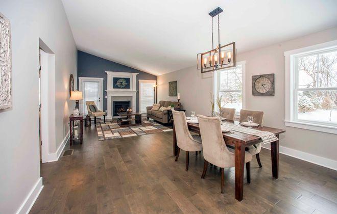 Birch Creek Run Custom Patio Homes In Alden Offer Many