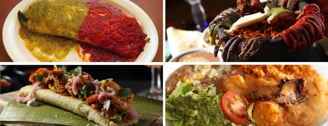 News Food Editor Andrew Galarneau provides a list of classic Mexican dishes from Western New York restaurants he would recommend to broaden your horizons. (Photos by Sharon Cantillon and John Hickey/Buffalo News)