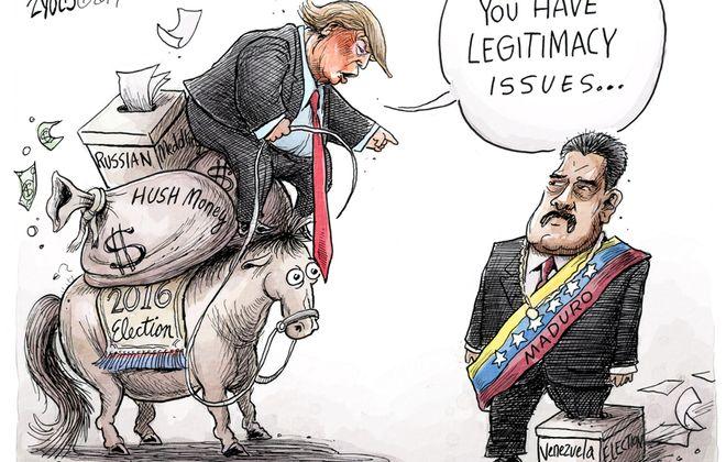 Legitimacy: February 7, 2019