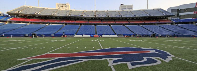 New Era Field will get new turf. (News file photo)