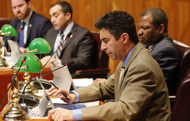 The Buffalo Common Council has no female members. Some groups are working to change that. (Derek Gee/News file photo)