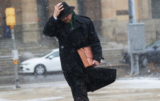A wind advisory is in place throughout Western New York. (Sharon Cantillon/News file photo)