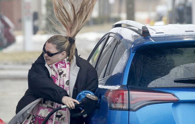 High winds are expected on Friday. (Robert Kirkham/Buffalo News)