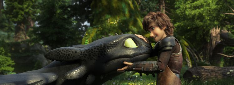 """""""How To Train Your Dragon: The Hidden World"""" will be shown as part of the  Summer Movie Express family series at Regal Walden Galleria."""