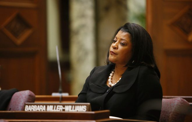 With the regrettable resignation of Andrew A. SanFilippo, Buffalo Comptroller Barbara Miller-Williams needs to hire another knowledgeable deputy. (Derek Gee/News file photo)