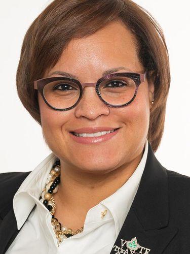 Tiffany Cook promoted at Niagara Falls Memorial Medical Center