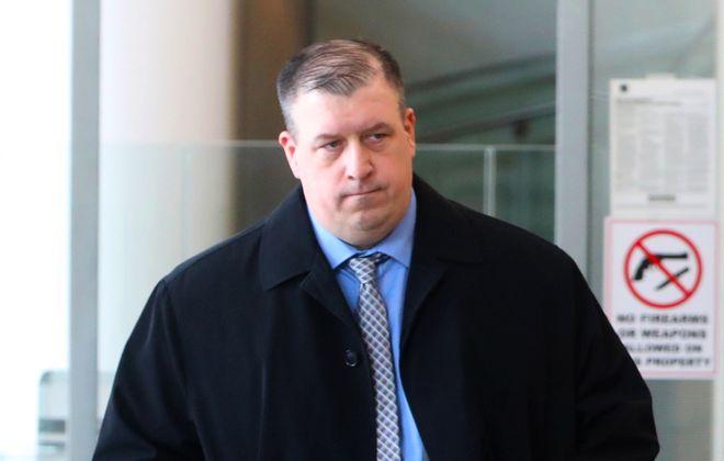 Buffalo Police Officer Corey Krug. (John Hickey/Buffalo News)