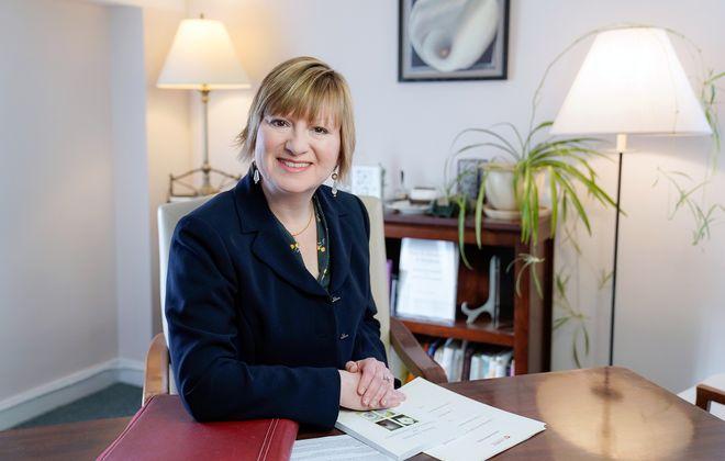 Financial planner Amy Jo Lauber. (Dave Jarosz)