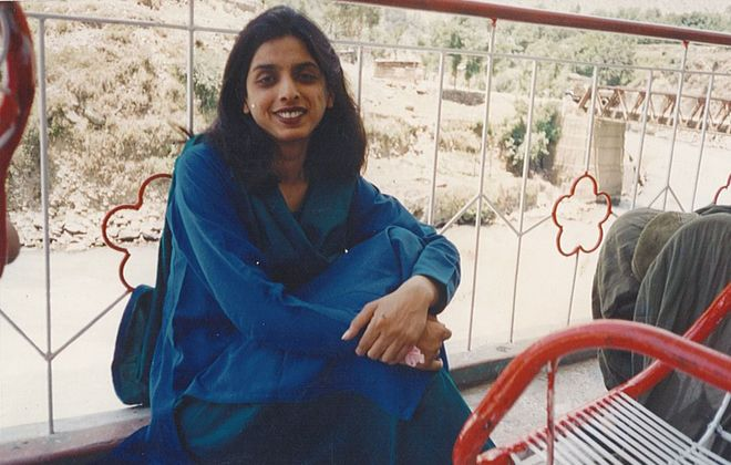 Aasiya Zubair Hassan is remembered as a parent, sister and friend. (Photo courtesy of Salma Zubair)