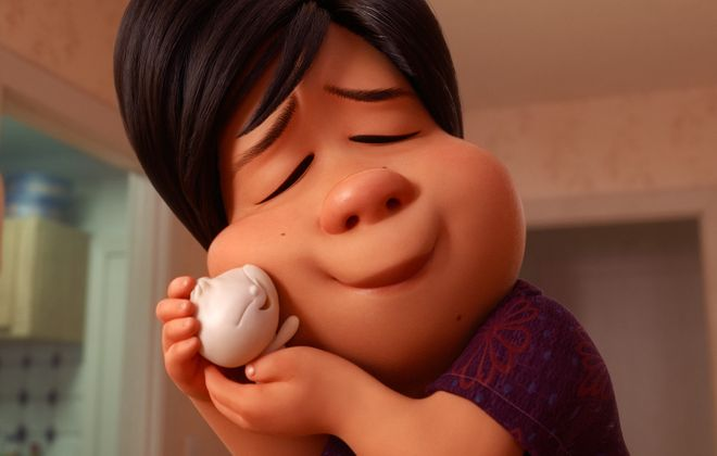 """Pixar's """"Bao""""is one of the Oscar-nominated short films."""