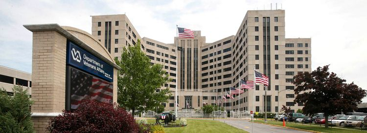 The Veterans Administration Health Center put the therapist on administrative leave shortly after the patient informed them of the relationship, and the therapist resigned the following month.  (Derek Gee/News file photo)