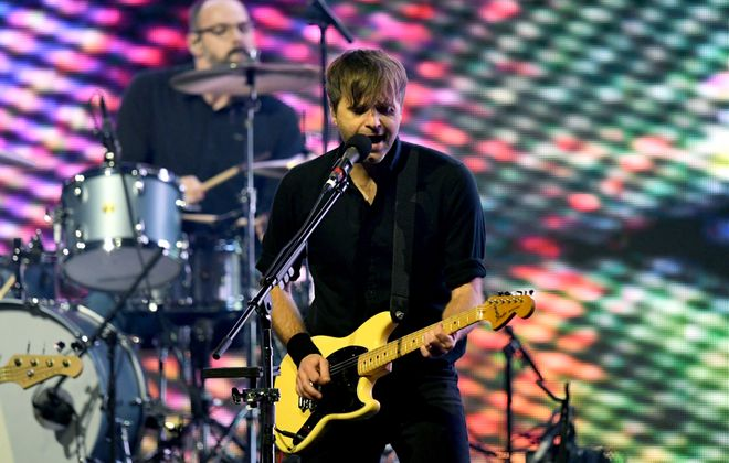 Death Cab for Cutie will headline Rockin' at the Knox 2019. (Getty Images)