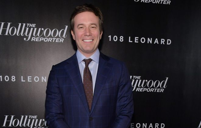 "Jeff Glor stayed with CBS after being replaced as the anchor of ""CBS Evening News."" (Getty Images)"
