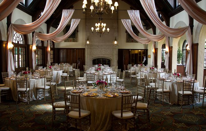 Ellicottville Events coordinated every detail of this Park Country Club wedding, bringing the couple's vision to life. (FCI Photography)