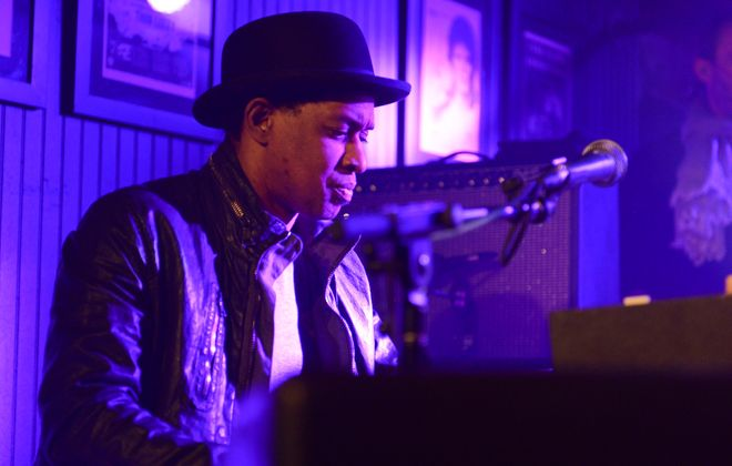 The music world is mourning the loss of Kofi Burbridge, who died Friday.  (Photo by Vivien Killilea/Getty Images for John Varvatos)