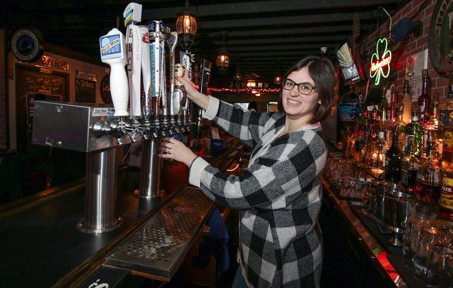 Buffalo bar-goers have a choice of under-the-radar Irish taverns like  Jordan's Ale House during the St. Patrick's Day season and beyond.