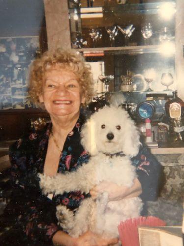 Olga 'Ollie' Fachko, 98, operated Fachko's Lounge on William Street