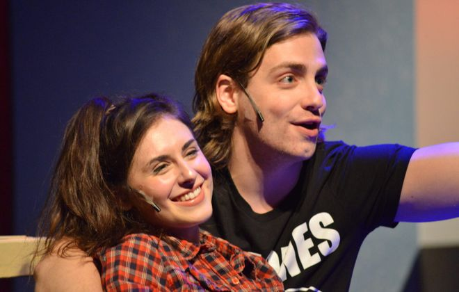 """The stories of six parents-to-be are told in """"Baby"""" at the Lancaster Opera House."""