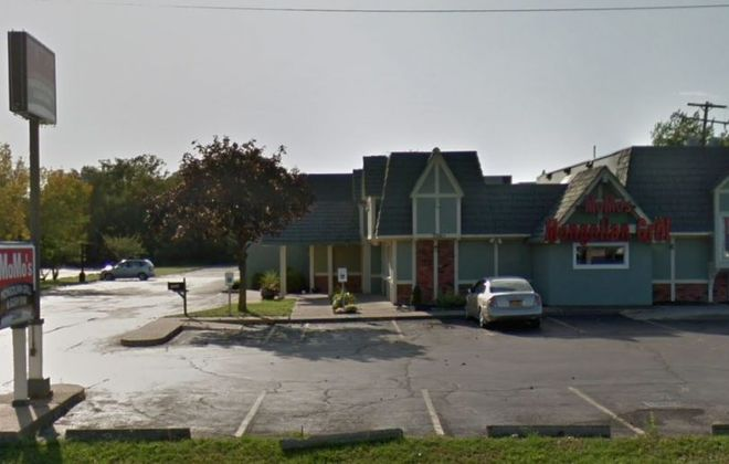 Bison Turf Equipment plans to open a second location at this property, 7590 Transit Road, East Amherst, that previously housed MoMo's Mongolian Grill and Sushi. (Google Images)