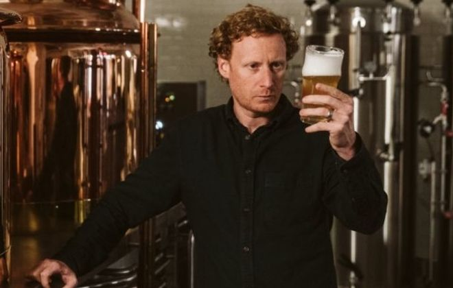 """Master cicerone Ryan Daley of Hamburg is featured in the new documentary """"Beers of Joy."""""""