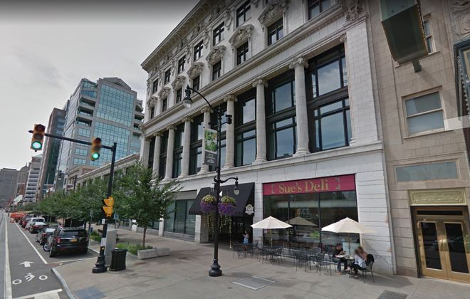 Frank Chinnici's Legacy Development has purchased Theater Place in downtown Buffalo. (Google Maps)