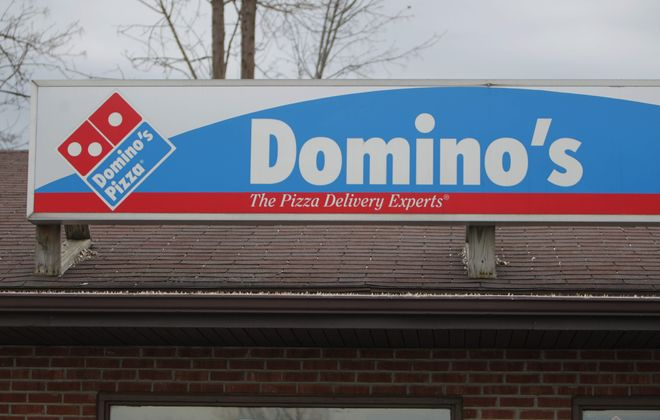 Domino's will celebrate the grand opening of its 16,000th store, in Cheektowaga. (News file photo)