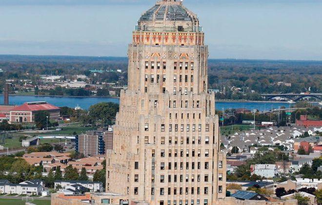 Buffalo City Hall (News file photo).