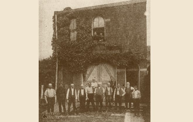 From 1880 to Today: Barth's Cigar Factory in Buffalo's Fruit Belt