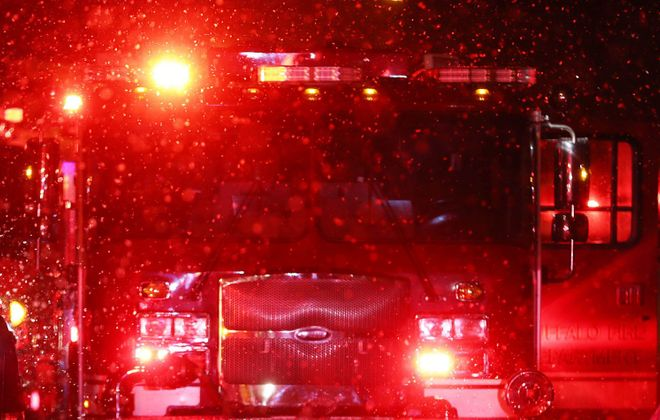 Niagara Falls man in ICU after being rescued from apartment fire