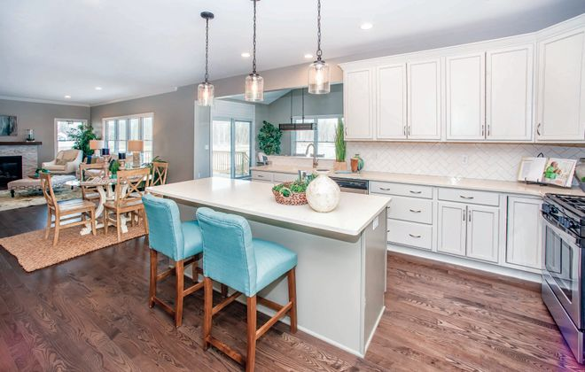 Marrano Homes unveils a new floorplan in Clarence
