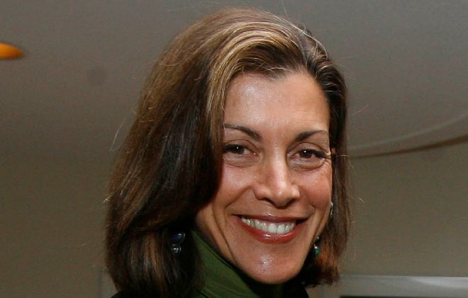 Wendie Malick had to deal with the fires in California that uprooted many people from their homes. (Mark Mulville/News file photo)