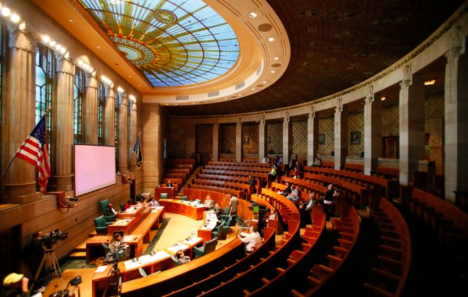 The Our City coalition is looking for people who support its agenda to fill the seats on a Buffalo Common Council it contends is out of touch and too beholden to developers. (Derek Gee/News file photo)
