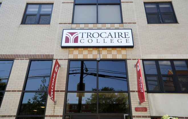 Trocaire College will be part of a job-training partnership. (News file photo)