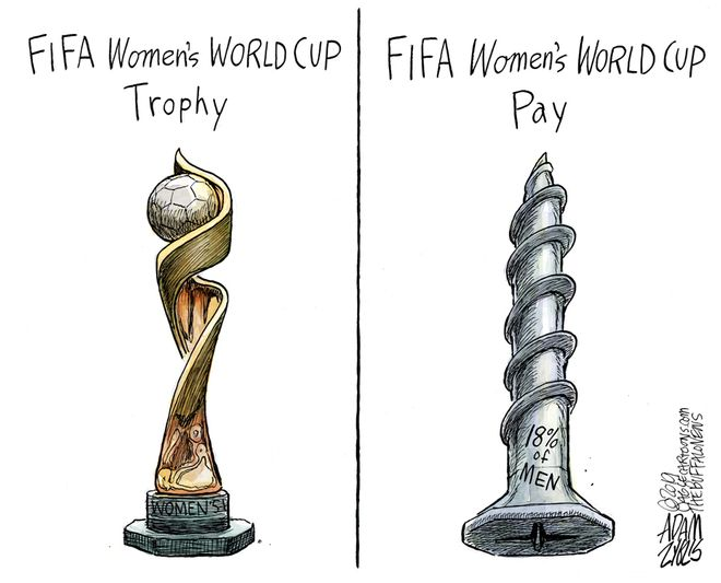 Women's World Cup: July 11, 2019