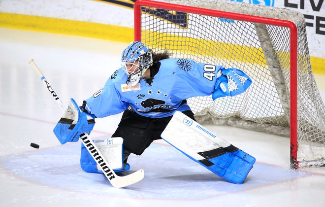 The name and logo of the Buffalo Beauts is subject of a dispute (Harry Scull Jr./News file photo)