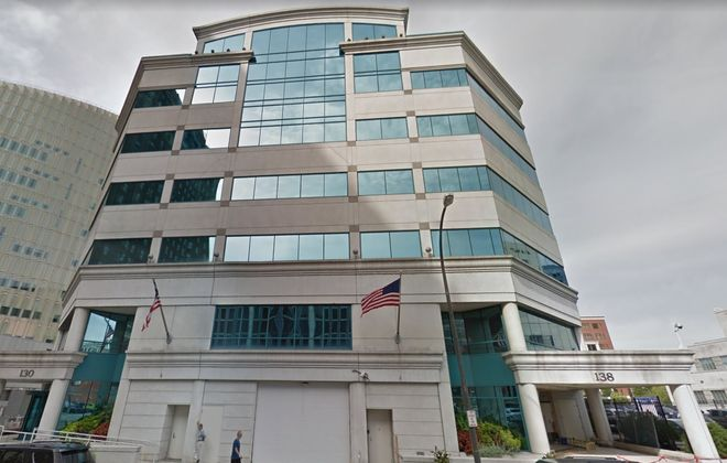 The Federal Center at 138 Delaware Ave. was acquired. (Google)