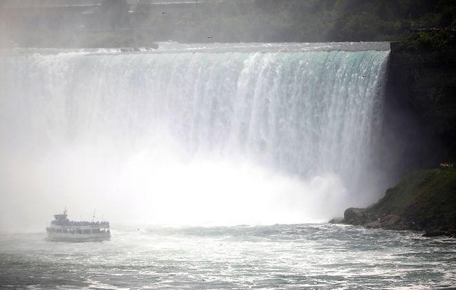 Niagara Falls. (Derek Gee/Buffalo News)