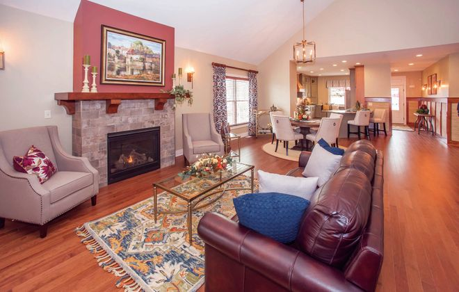 The Horizons Tour of Homes continues July 25-28: Thursday and Friday, 3 to 8 p.m.; Saturday and Sunday, 11 a.m. to 6 p.m. Marrano has five homes in the home show, including 383 Mill St., in East Aurora.