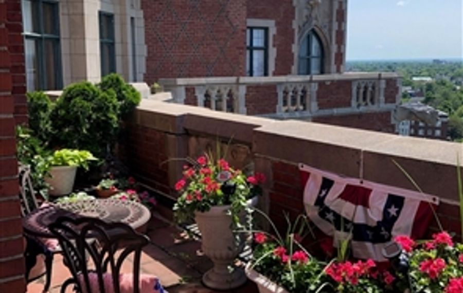Home of the Week:  A Buffalo condo with history