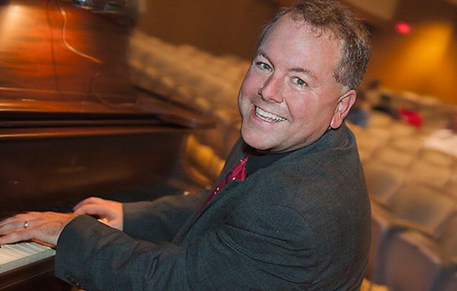 Silent movie accompanist Jeff Rapsis will return to Buffalo for the Western New York Movie Expo and Memorabilia Show.