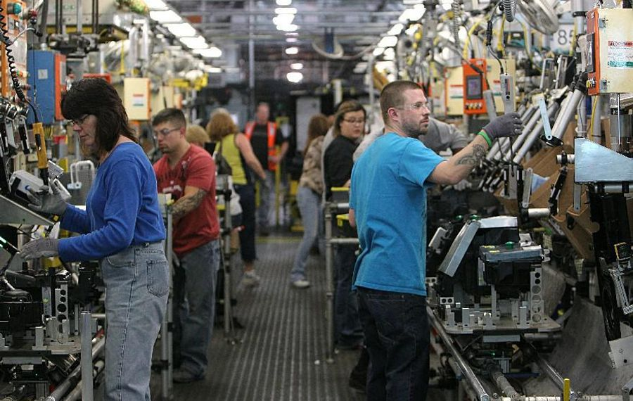 General Motors' Lockport plant has secured new business for a future vehicle. (News file photo)