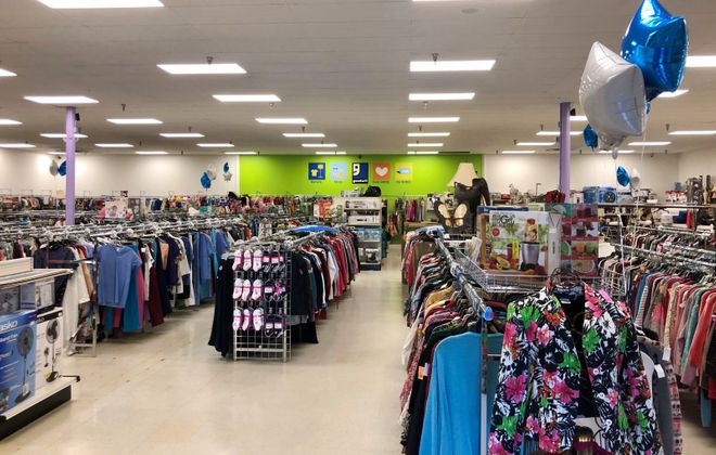 """Goodwill spokesperson Linda Maraszek said the organization's 11 stores """"don't fit the bill"""" for phase one reopening.(Contributed photo)"""