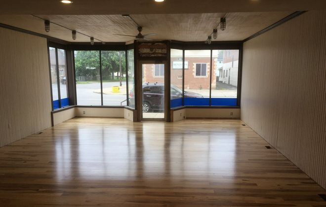 Matt Bille is turning a former convenience store into Buffalo Wings & Brewhouse on Oliver Street. (Photo courtesy of Matt Bille)