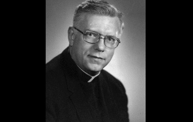Monsignor John Ryan (Buffalo News file photo)