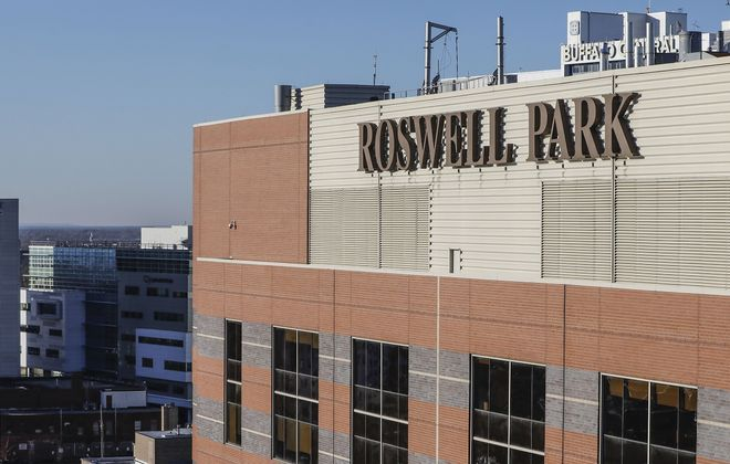 Roswell Park Comprehensive Cancer Center plans to open a satellite services site at an Amherst office park. (Derek Gee/News file photo)
